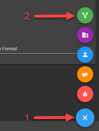 Click Plus Integration Button