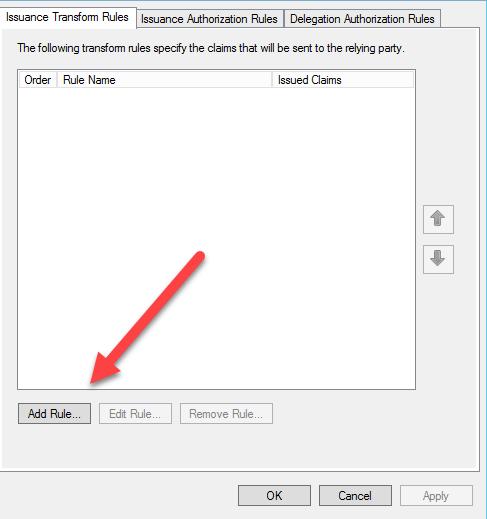 Claim Rule Editor